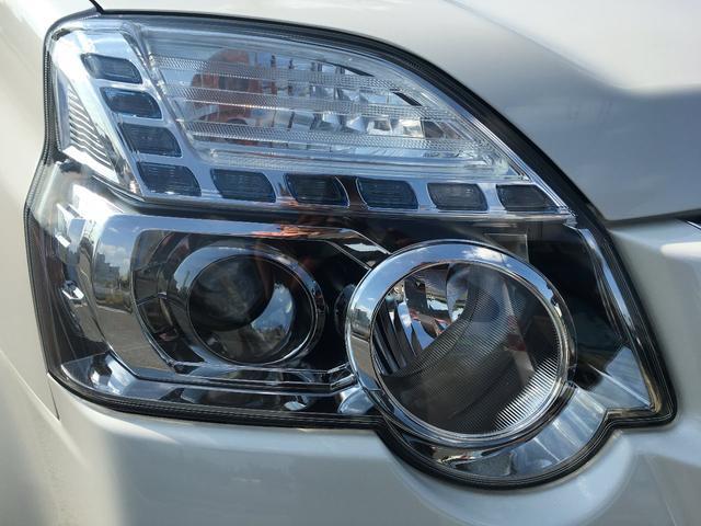 日産 エクストレイル 20X キセノンヘッドランプ SDナビ地デジ Bカメラ
