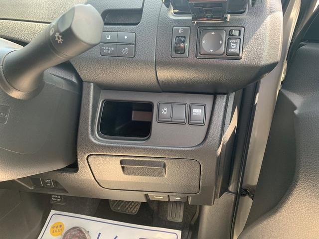 20X SDナビ地デジBluetoothオーディオETC プッシュスタート 片側電動スライド Bカメラ ルーフキャリア スマートキ(19枚目)