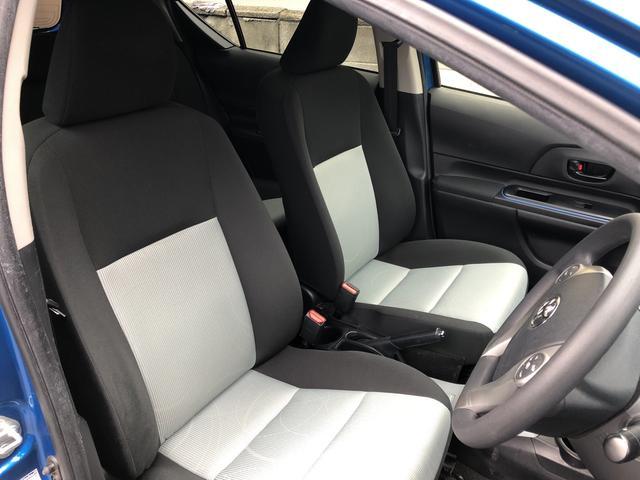 運転席も広々としています。長距離運転をする際は疲れの軽減ができ快適に運転できます。