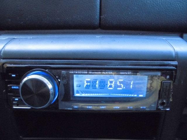 ターボG Bluetooth・SD・USB対応 車検R3.2(10枚目)