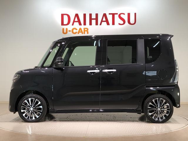 「ダイハツ」「タント」「コンパクトカー」「北海道」の中古車12