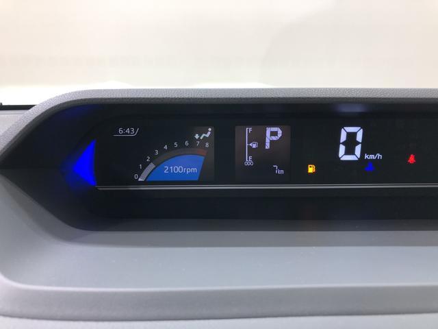カスタムXセレクション 4WD キーフリー 両側電動スライドドア 衝突被害軽減システム(8枚目)