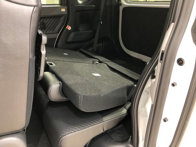 カスタムXセレクション 4WD キーフリー 両側電動スライドドア 衝突被害軽減システム(33枚目)