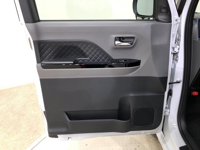 カスタムXセレクション 4WD キーフリー 両側電動スライドドア 衝突被害軽減システム(35枚目)