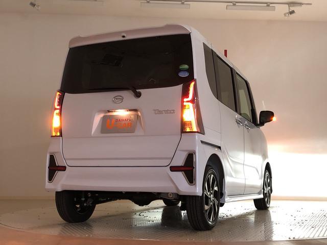 カスタムXセレクション 4WD キーフリー 両側電動スライドドア 衝突被害軽減システム(38枚目)