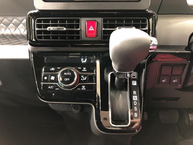 カスタムXセレクション 4WD CDチューナー キーフリー 両側電動スライドドア 衝突被害軽減システム(10枚目)