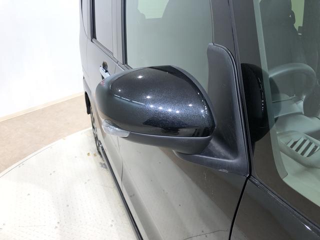 カスタムXセレクション 4WD CDチューナー キーフリー 両側電動スライドドア 衝突被害軽減システム(22枚目)