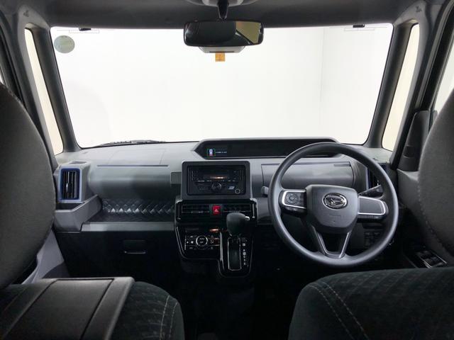 カスタムXセレクション 4WD CDチューナー キーフリー 両側電動スライドドア 衝突被害軽減システム(5枚目)