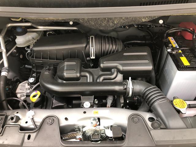 カスタムXセレクション 4WD CDチューナー キーフリー 両側電動スライドドア 衝突被害軽減システム(18枚目)
