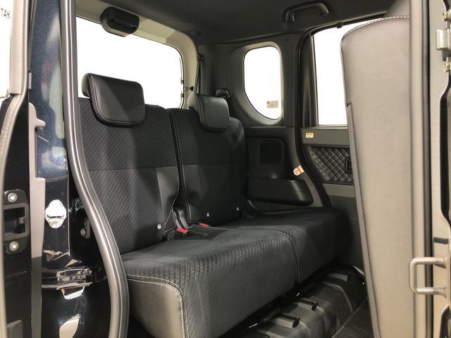 カスタムX 4WD CDチューナー キーフリー 両側電動スライドドア 衝突被害軽減システム(4枚目)