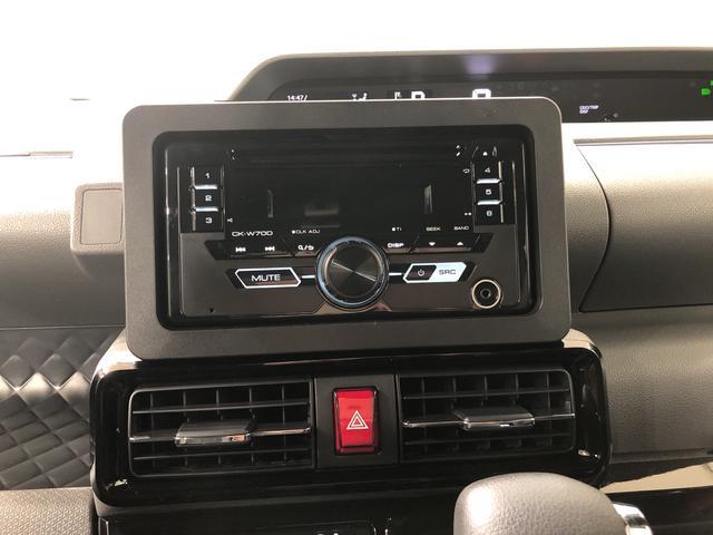 カスタムX 4WD CDチューナー キーフリー 両側電動スライドドア 衝突被害軽減システム(9枚目)