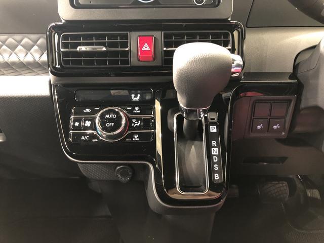カスタムX 4WD CDチューナー キーフリー 両側電動スライドドア 衝突被害軽減システム(10枚目)