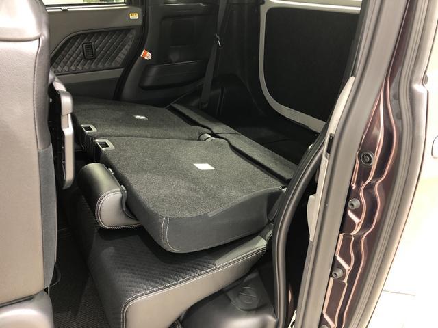 カスタムXセレクション 4WD CDチューナー キーフリー 両側電動スライドドア 衝突被害軽減システム(33枚目)