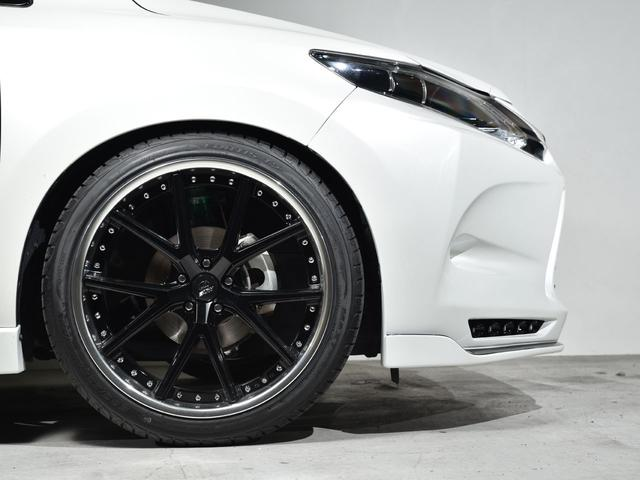 トヨタ ハリアー エレガンスクライメイトフルコンプ22AW車高調サンルーフ