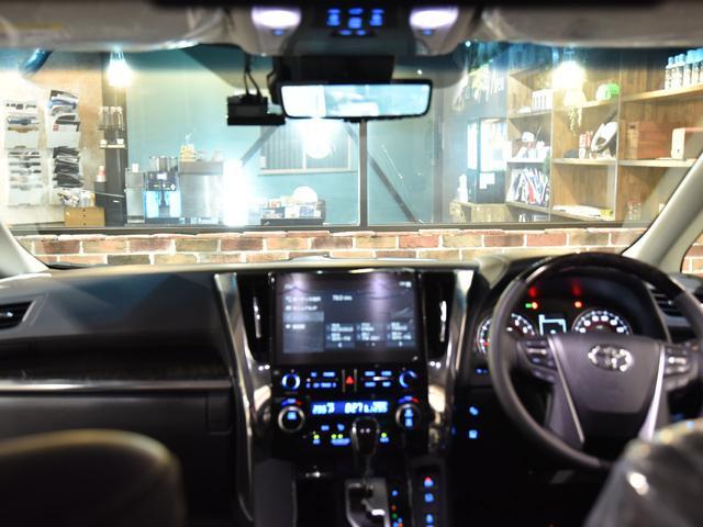 2.5S Cパッケージ WALDコンプリート WALD21アルミ 車高調 メーカーナビ サンルーフ パノラミックビュー デジタルインナーミラー リアモニター(12枚目)