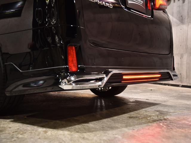 2.5S Cパッケージ WALDコンプリート WALD21アルミ 車高調 メーカーナビ サンルーフ パノラミックビュー デジタルインナーミラー リアモニター(42枚目)