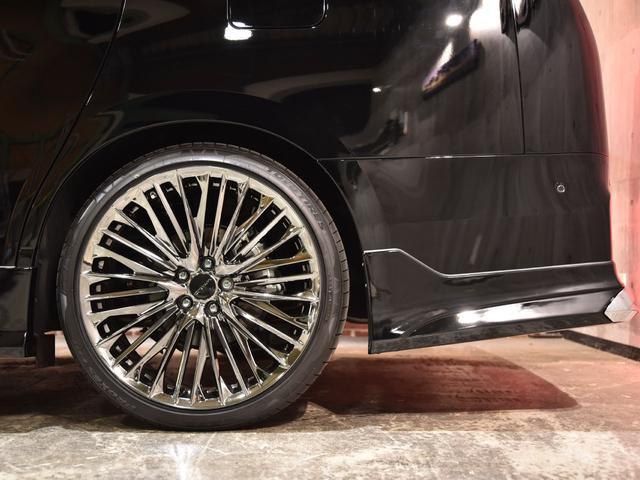 2.5S Cパッケージ WALDコンプリート WALD21アルミ 車高調 メーカーナビ サンルーフ パノラミックビュー デジタルインナーミラー リアモニター(56枚目)
