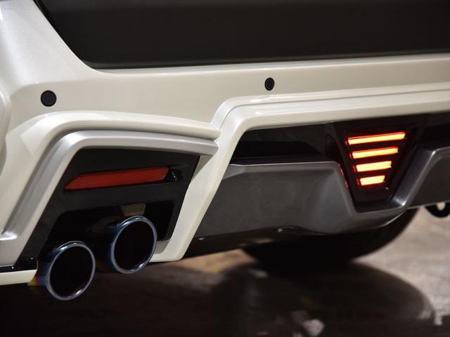 G ロジャム フルコンプリート 22アルミ 車高調 サンルーフ 4WDセーフティセンス 塗分け塗装 USB 4本出しマフラー デジタルインナーミラー(30枚目)