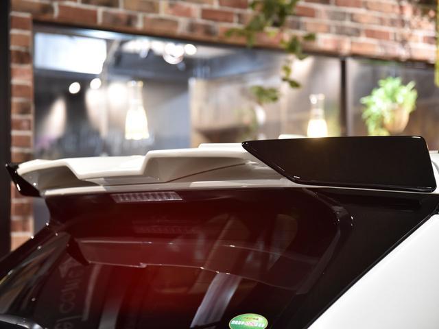G ロジャム フルコンプリート 22アルミ 車高調 サンルーフ 4WDセーフティセンス 塗分け塗装 USB 4本出しマフラー デジタルインナーミラー(40枚目)
