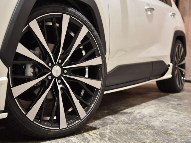 G ロジャム フルコンプリート 22アルミ 車高調 サンルーフ 4WDセーフティセンス 塗分け塗装 USB 4本出しマフラー デジタルインナーミラー(43枚目)