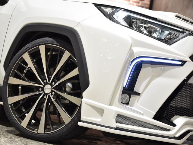 G ロジャム フルコンプリート 22アルミ 車高調 サンルーフ 4WDセーフティセンス 塗分け塗装 USB 4本出しマフラー デジタルインナーミラー(44枚目)