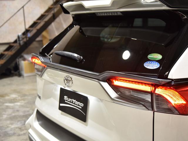 G ロジャム フルコンプリート 22アルミ 車高調 サンルーフ 4WDセーフティセンス 塗分け塗装 USB 4本出しマフラー デジタルインナーミラー(56枚目)