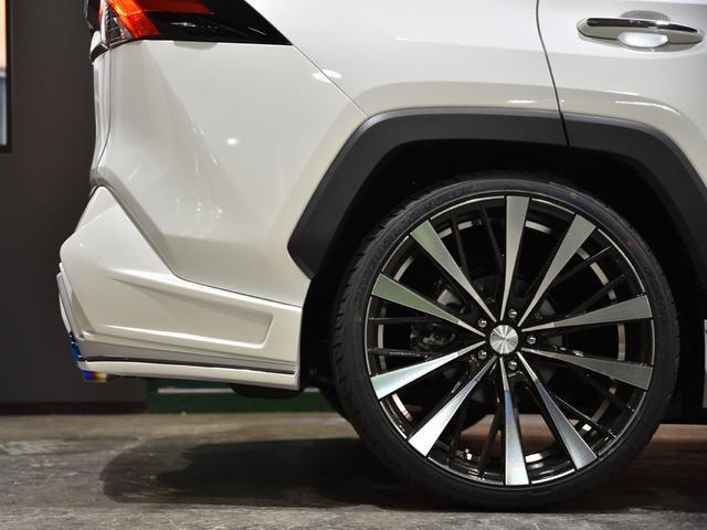 G ロジャム フルコンプリート 22アルミ 車高調 サンルーフ 4WDセーフティセンス 塗分け塗装 USB 4本出しマフラー デジタルインナーミラー(71枚目)