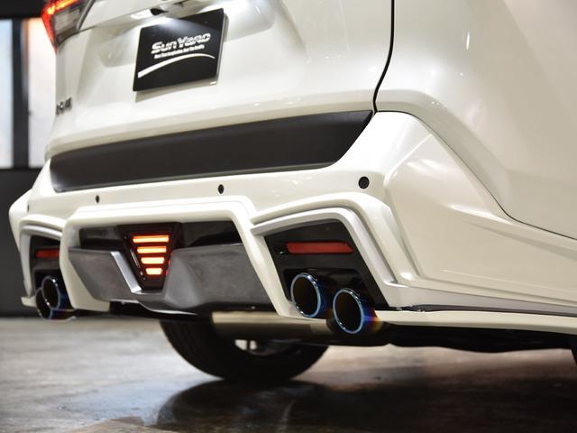 G ロジャム フルコンプリート 22アルミ 車高調 サンルーフ 4WDセーフティセンス 塗分け塗装 USB 4本出しマフラー デジタルインナーミラー(76枚目)