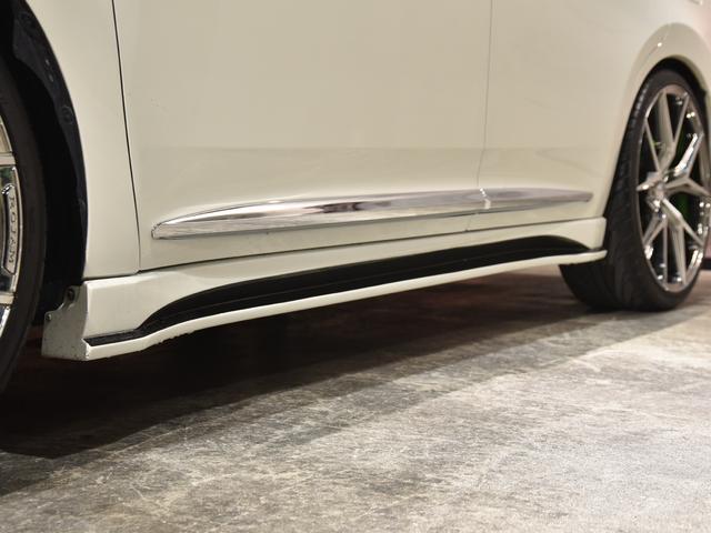 プレミアム ロジャムフルエアロ 塗り分け塗装 バックフォグ付き 車高調 アビー22AW アルパインBIG-X9インチ アルパインヘッドレストモニターETCパワーバックドア コンビハンドル ロジャムマフラー4本出し(9枚目)