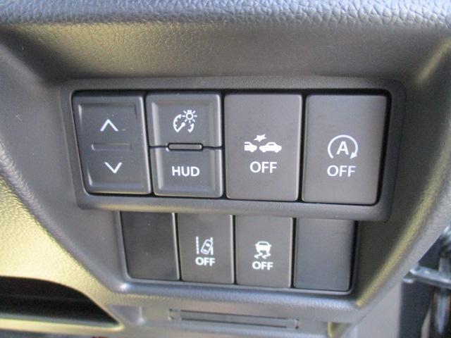 スズキ ワゴンRスティングレー ハイブリッドX レーダーブレーキサポート LEDヘッドライト