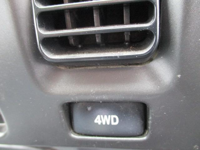 ☆切替式4WD☆