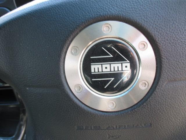 スバル レガシィB4 RSKリミテッド STIマフラー MOMOステ HID