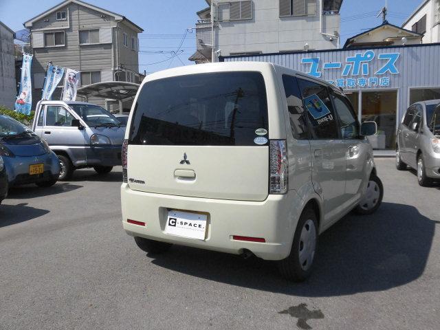 三菱 eKワゴン MS パワースライドドア バックカメラ SDナビ