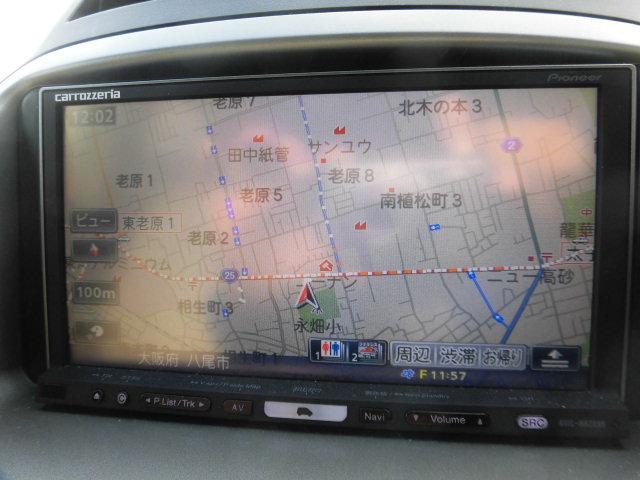 X イロドリ HDDナビ フルセグTV キーレスS(2枚目)