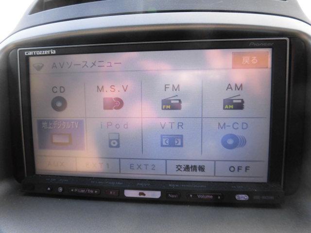 X イロドリ HDDナビ フルセグTV キーレスS(3枚目)
