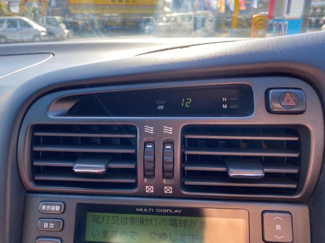 S300ベルテックスエディション 社外ナビ フルセグ ETC 社外ヘッドライト 19インチアルミホイール 2本出しマフラー 社外フェンダー・バンパー・テールランプ タイミングベルト交換済み(19枚目)