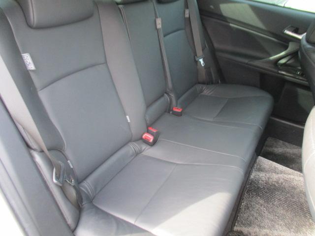250G Sパッケージリラックスセレクション 黒革シート(11枚目)