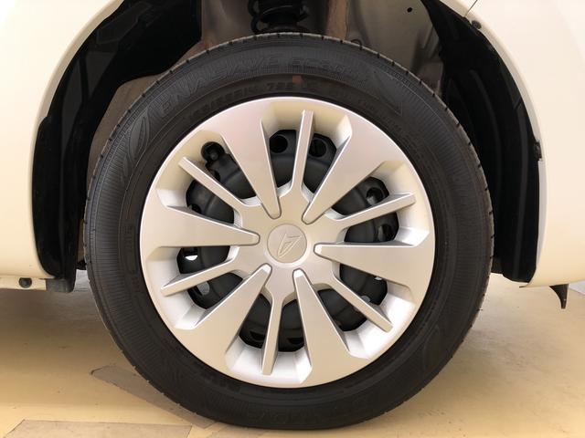 ホイルキャップが足元を飾ります!タイヤ溝もまだまだあります!