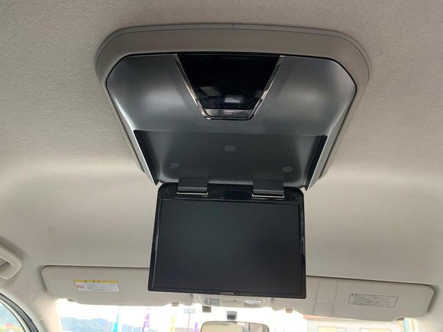 G Lパッケージ 両側電動 後席モニター 社外ナビ 車高調(7枚目)