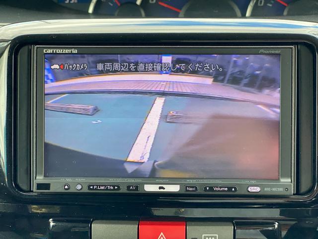 カスタムRS TEIN車高調 社外センター出しマフラー 革巻きステアリング 左側パワースライドドア バックカメラ ETC カロッツェリアHDDナビ 社外アルミ15インチ(28枚目)