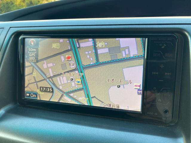 2.4アエラス Gエディション ディーラーオプションナビ フリップダウンモニター バックカメラ 両側パワースライドドア ETC 社外アルミ17インチ スマートキー フォグランプ(28枚目)
