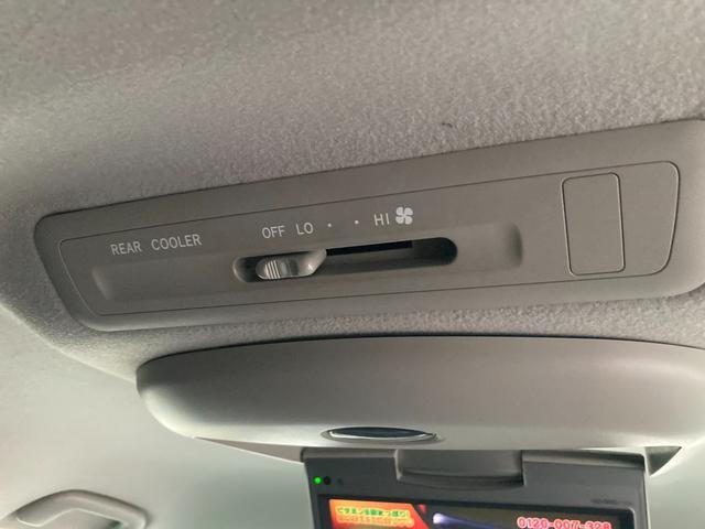 2.4アエラス Gエディション ディーラーオプションナビ フリップダウンモニター バックカメラ 両側パワースライドドア ETC 社外アルミ17インチ スマートキー フォグランプ(38枚目)