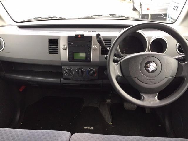 スズキ ワゴンR FX タイミングチェーン キーレス
