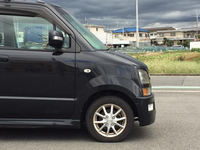 マツダ AZワゴン RR-DI ターボ タイミングチェーン 社外アルミ HID