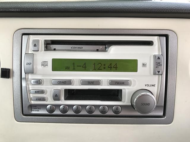 スズキ アルトラパン X 純正CD・MD・キーレス・ETC付