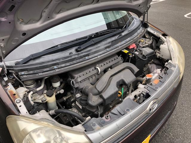 L  タイミングチェーン車 外装磨き済 車検整備付(16枚目)
