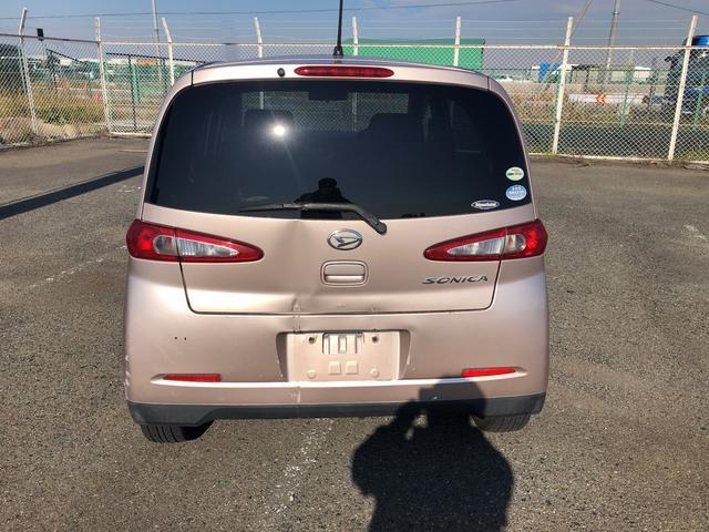「ダイハツ」「ソニカ」「軽自動車」「大阪府」の中古車2