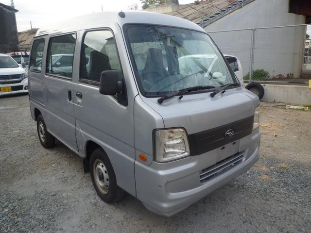 「スバル」「サンバーバン」「軽自動車」「大阪府」の中古車6