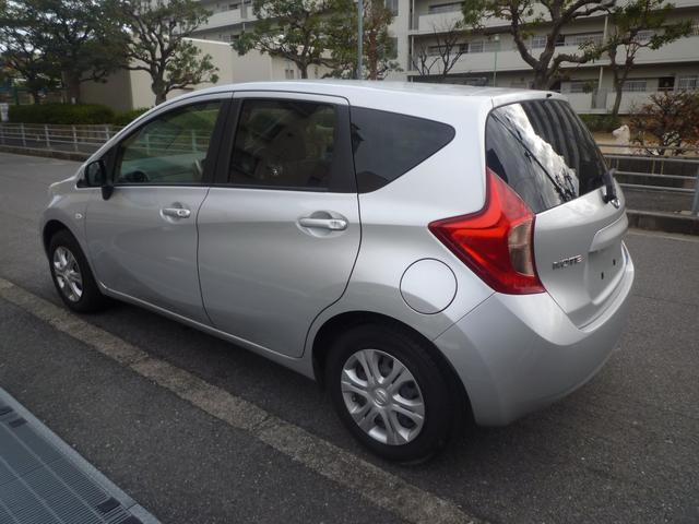 「日産」「ノート」「コンパクトカー」「大阪府」の中古車9