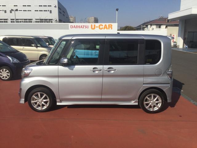 カスタムX SA ナビ付き/来店型販売車両(2枚目)
